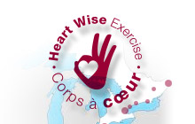 Where can I find Heart Wise Exercise programs?