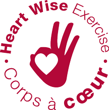 Logo of Heart Wise Exercise